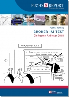 FUCHS-Ranking: Broker im Test